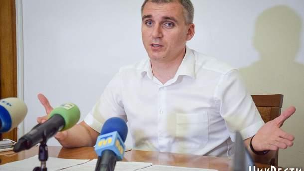 Суд Миколаєва ухвалив негайно відновити Сенкевича на посаді мера