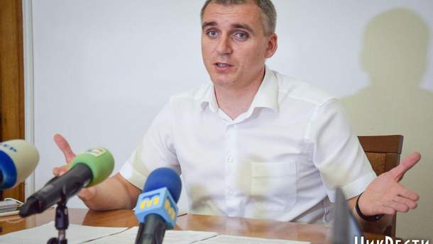 Суд Николаева постановил немедленно восстановить Сенкевича на посту мэра
