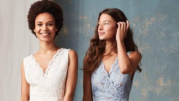 Свадебная линия от H&M