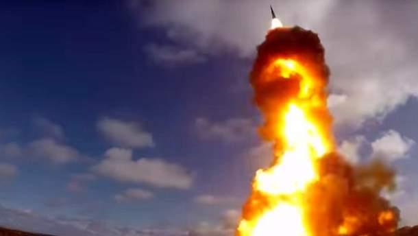 Россия провела испытания новой противоракеты