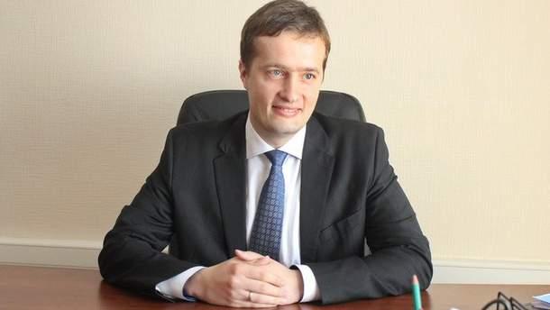 Алексей Порошенко заполнил свою декларацию