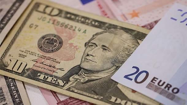 Наличный курс валют 2 апреля в Украине