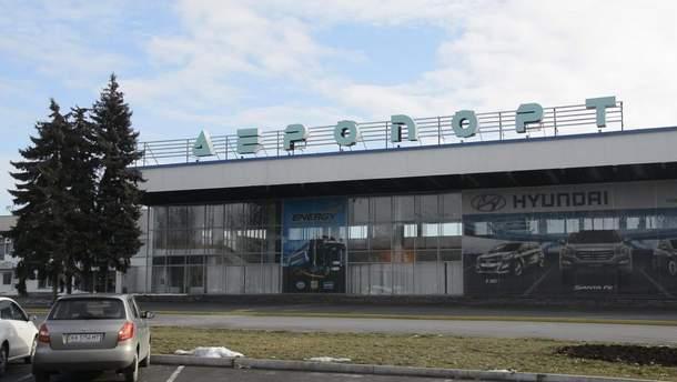 Аэропорт в Днепре