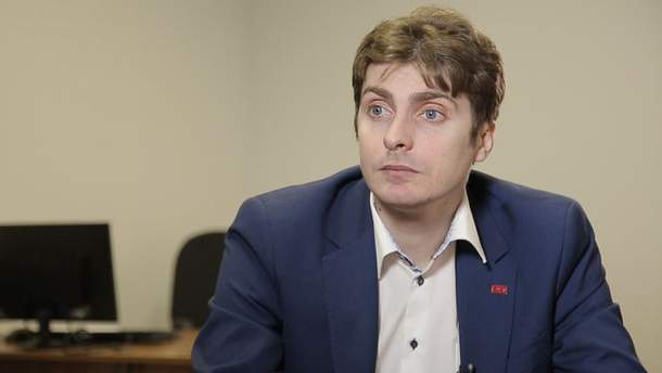 Дмитро Білоцерківець