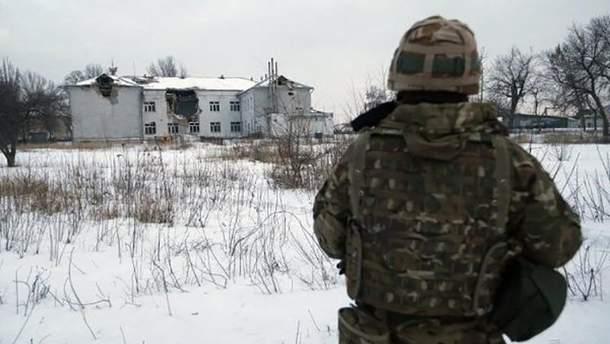 Военный исчез из воинской части на Донбассе и затем его тело украинским воинам передали боевики