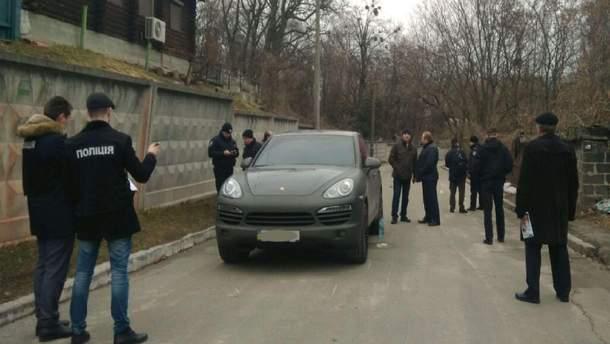 У Печерському районі Києва було чутно постріли