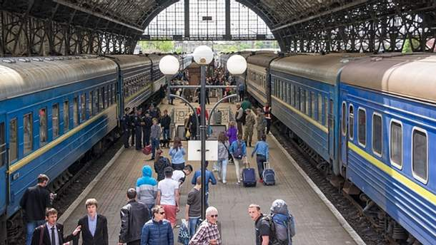 Найближчим часом ціни на квитки в поїздах мають зрости