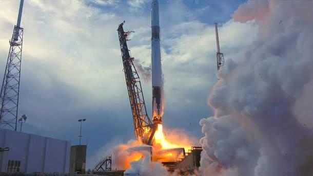 Запуск Falcon-9