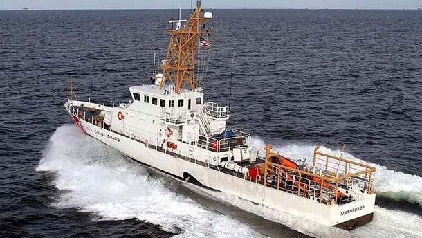 Украина вскоре может получить патрульные катера типа Island от США