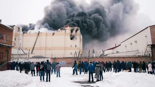 Фігуранти кримінальних справ про пожежу в Кемерові оскаржили свій арешт