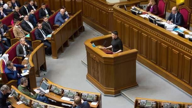 Как Савченко будет менять политическую систему в Украине