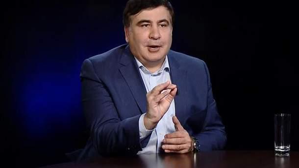 Михеил Саакашвили вернется в Грузию
