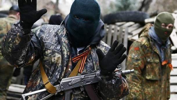 Проросійські терористи
