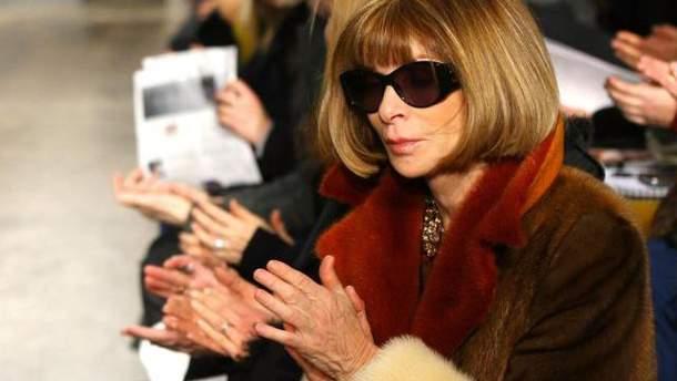 Анна Вінтур покине американський Vogue, – ЗМІ