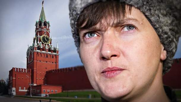 У в'язниці Савченко зайнялася зміною політичного устрою України