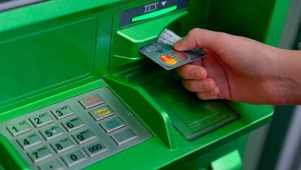 В Харькове из банкомата украли 200 тысяч гривен.