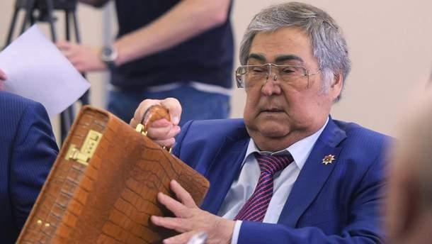 Амана Тулеев