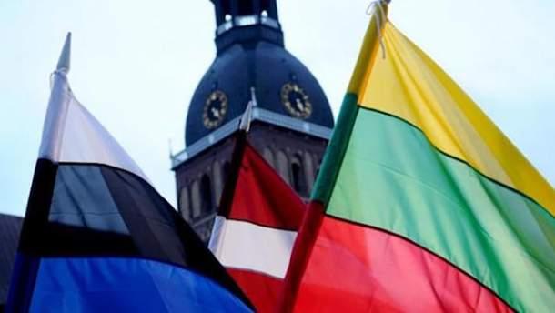 Латвія, Литва та Естонія просять Трампа посилити захист їхніх країн від агресії Кремля