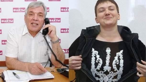 Адвокат Савченко заявив про самовідвід