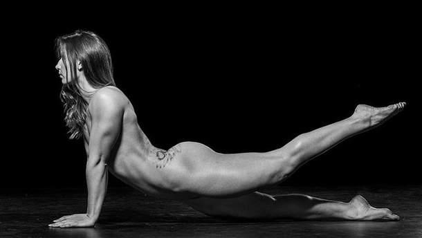 Марк Руддик сфотографировал голых спортсменов