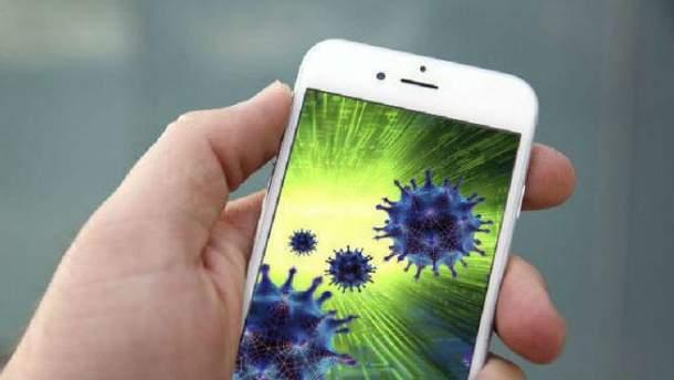 Новий вірус-троян  на Android