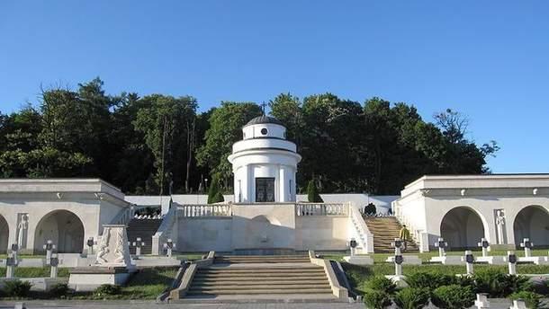 Меморіал орлят у Львові