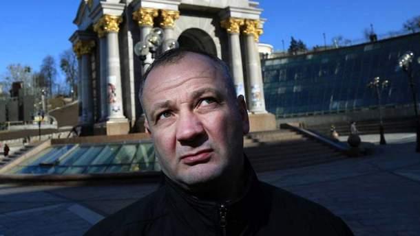 Иван Бубенчик находится в Печерском райсуде Киева