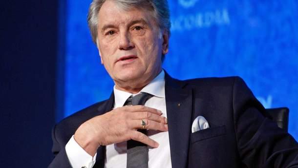 Віктор Ющенко оцінив кандидатів у наступні вибори