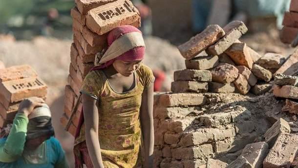 В Индии идет борьба против детского рабства