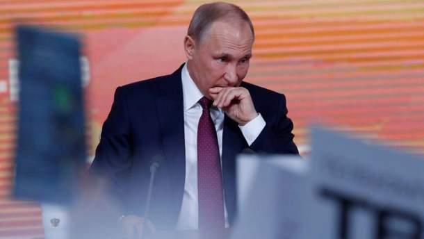 Какой Путин пришел к власти в этот раз