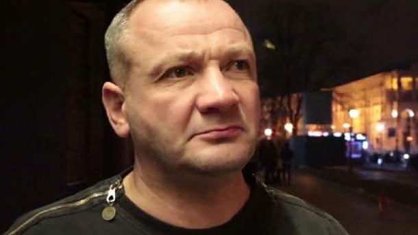 Задержание  Майдана Бубенчика