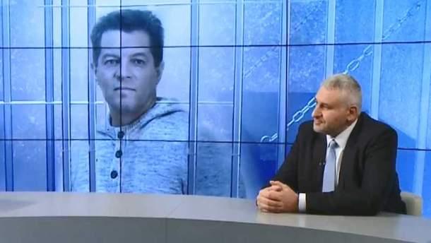 Адвокат Марк Фейгін
