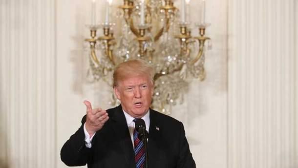 Дональд Трамп заявив про бажання вивести війська США з Сирії