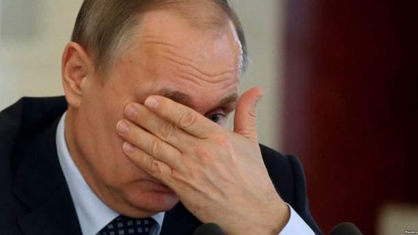"""Путін про """"новічок"""""""