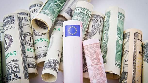 Наличный курс валют 4 апреля в Украине