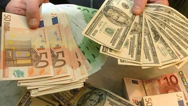 Курс валют НБУ на 5 квітня