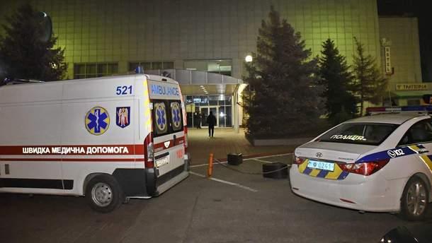 """В Киеве молодчики напали на продюсера """"Украины"""" и потом пытались ограбить супермаркет"""