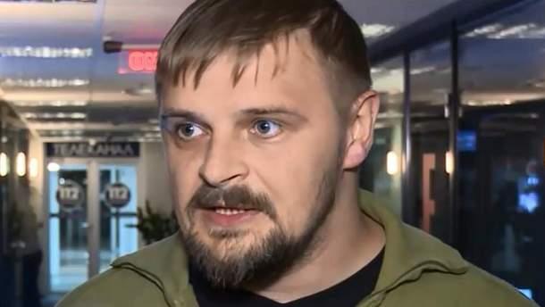 Доброволець Олексій Бик щодо справи Бубенчика