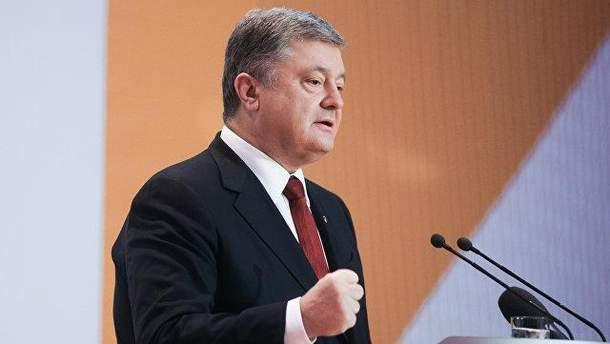 Порошенко разъяснил ситуацию с патрульными катерами, которые Украина получит от США