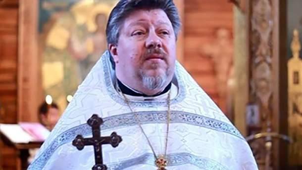 """Священник спел """"Мурку"""" на церковной трапезе"""