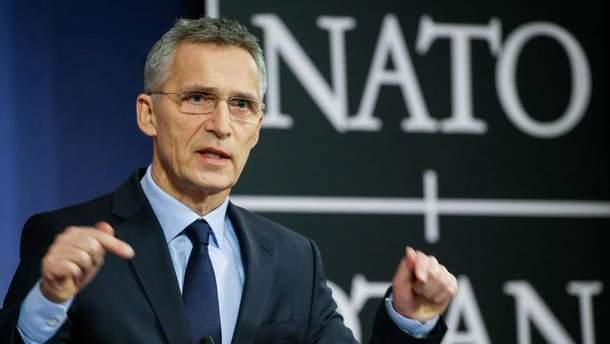 В НАТО заявили, что хотят лучших отношений с Россией