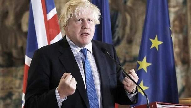 Очільник МЗС Британії Джонсон наголосив, що у Росії був мотив для отруєння Скрипаля