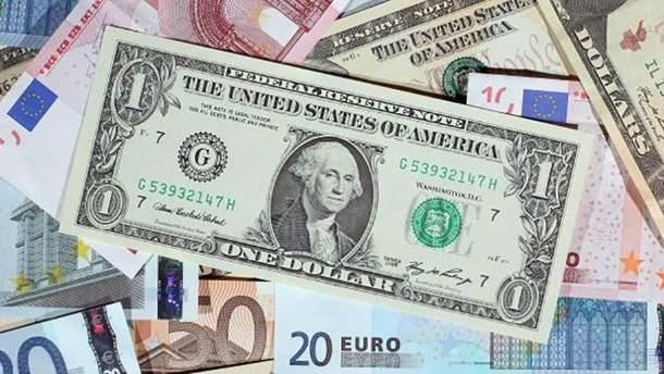 Курс валют НБУ на 6 апреля