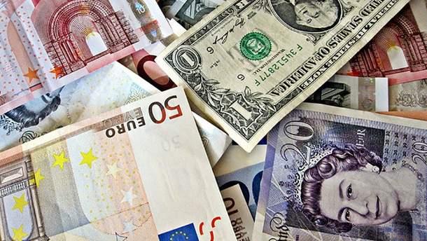 Готівковий курс валют 5 квітня в Україні