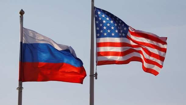 Американські дипломати виїхали з посольства в Росії