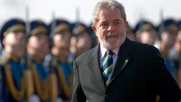 Екс-президент Бразилії Луїс Інасіу Лула да Сілва