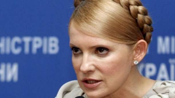 Финансирование Тимошенко от Каддафи