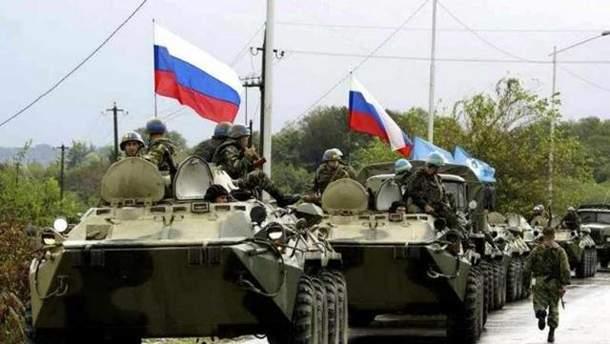Полторак розповів про збройну агресію Росії на сході України