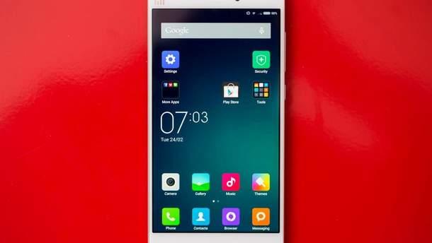 """Як на телефонах Xiaomi додати """"швидкий набір"""" контакту"""
