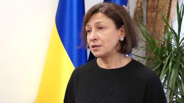 Заместитель Генпрокурора Анжела Стрижевская